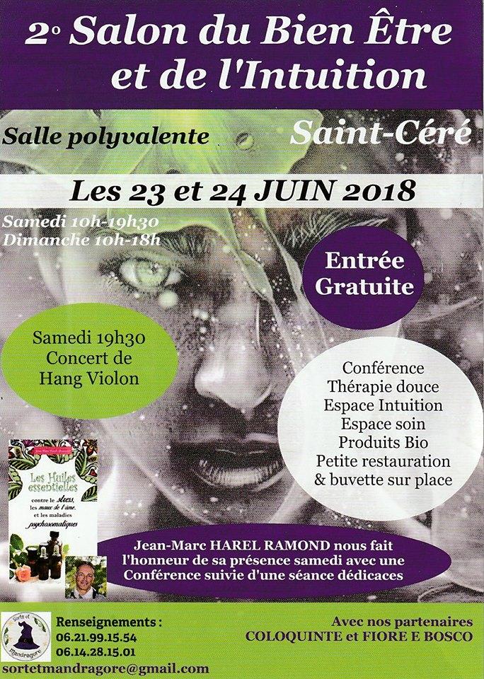 Salon du Bien-Etre et de l'Intuition 23.06.18